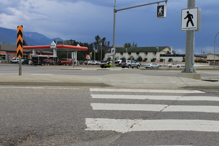 Valemount gets first traffic lights