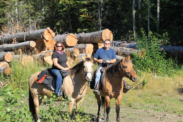 McBride Backcountry horsemen poker ride (6)