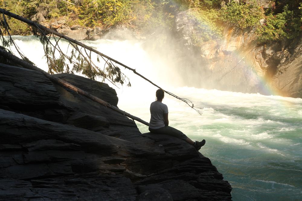 Overlander Falls Hike Mt Robson 2014 (9)