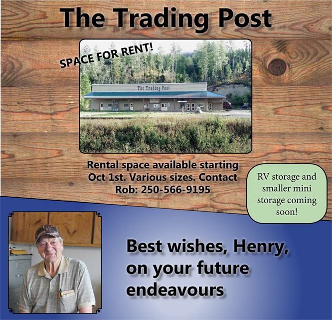 Trading Post rental-WEB AD