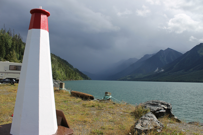 Valemount Marina Fishing Derby 2014 lighthouse kinbasket lake(7)