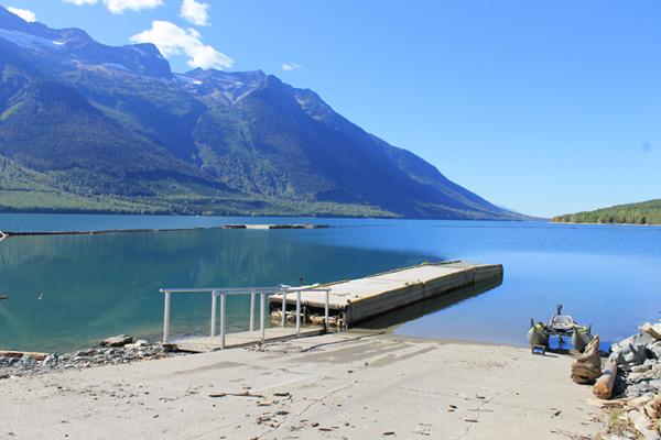 East access to Kinbasket Lake closed for repair