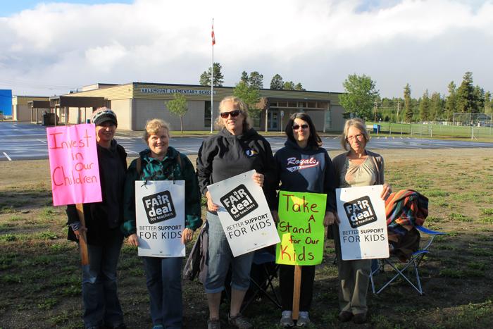 teachers strike sept 2014