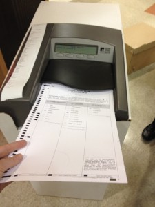 Vote counter election machine Valemount (1)
