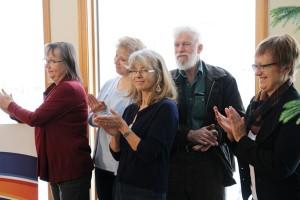Community Forest Board members