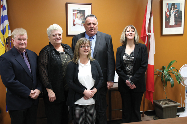 Village of McBride new council sworn in (5)