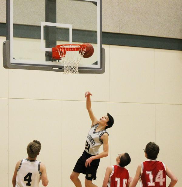 Mustangs foil Timberwolves in Jr. Boys tourney