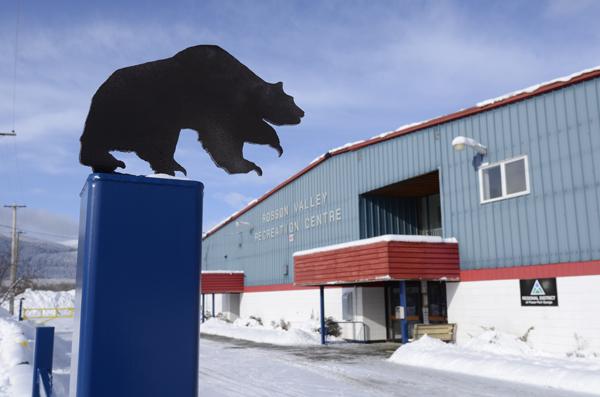 Robson Valley Rec Centre McBride Arena