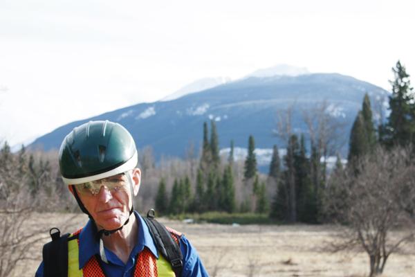 Vern Pawloske, 72, gears up for 400 KM bike trip fundraiser