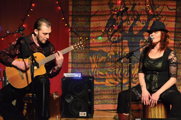 Dunster schoolhouse concert (1)