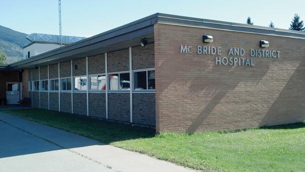 McBride Hospital web