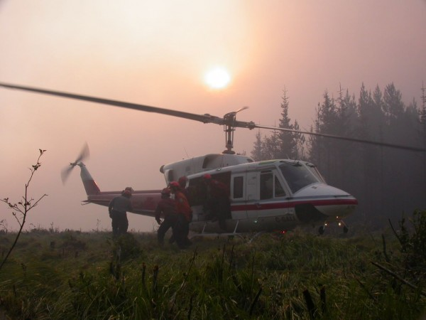 37 new fires in PG district since Friday