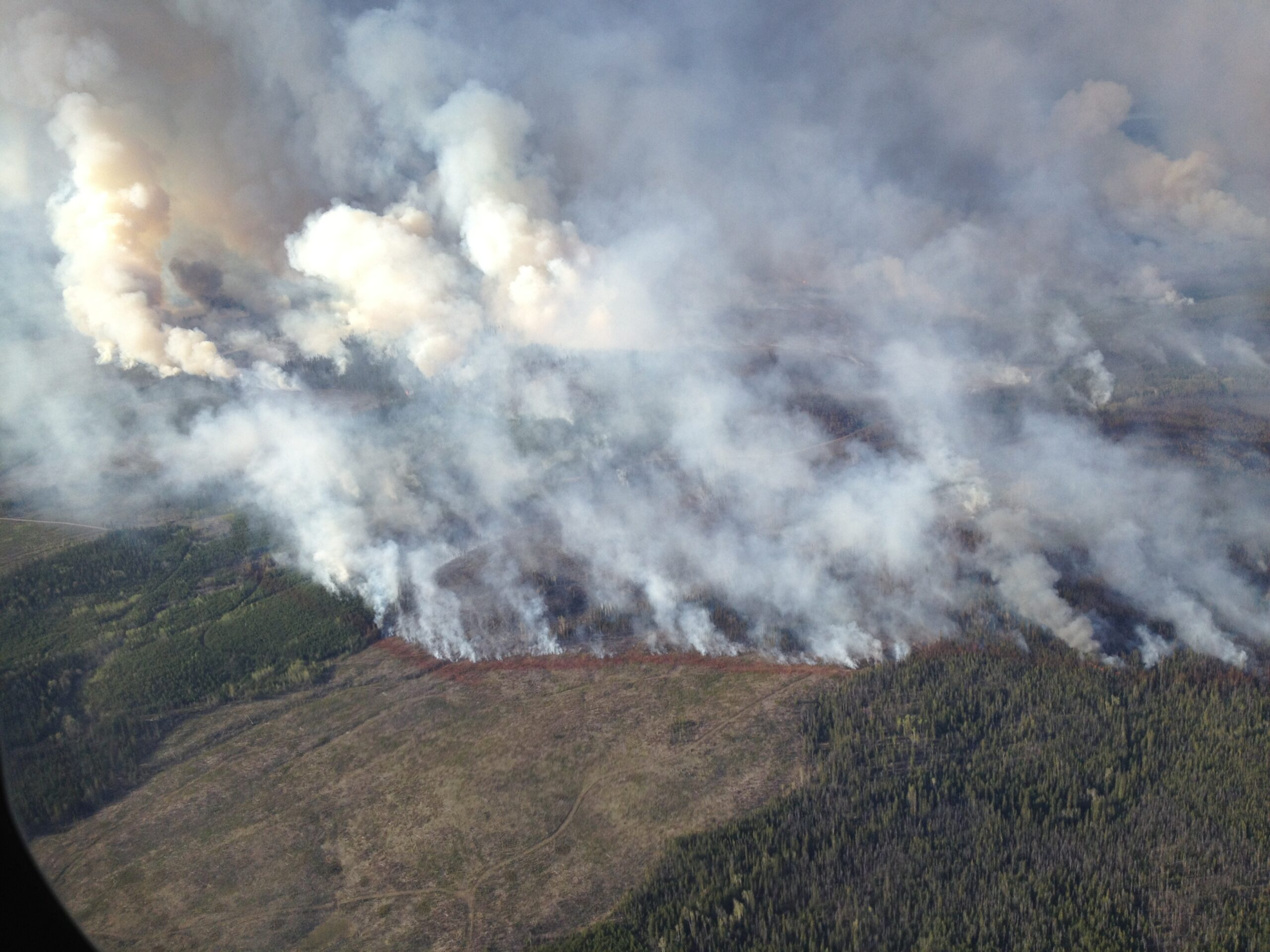 15 new wildfires in Prince George fire zone