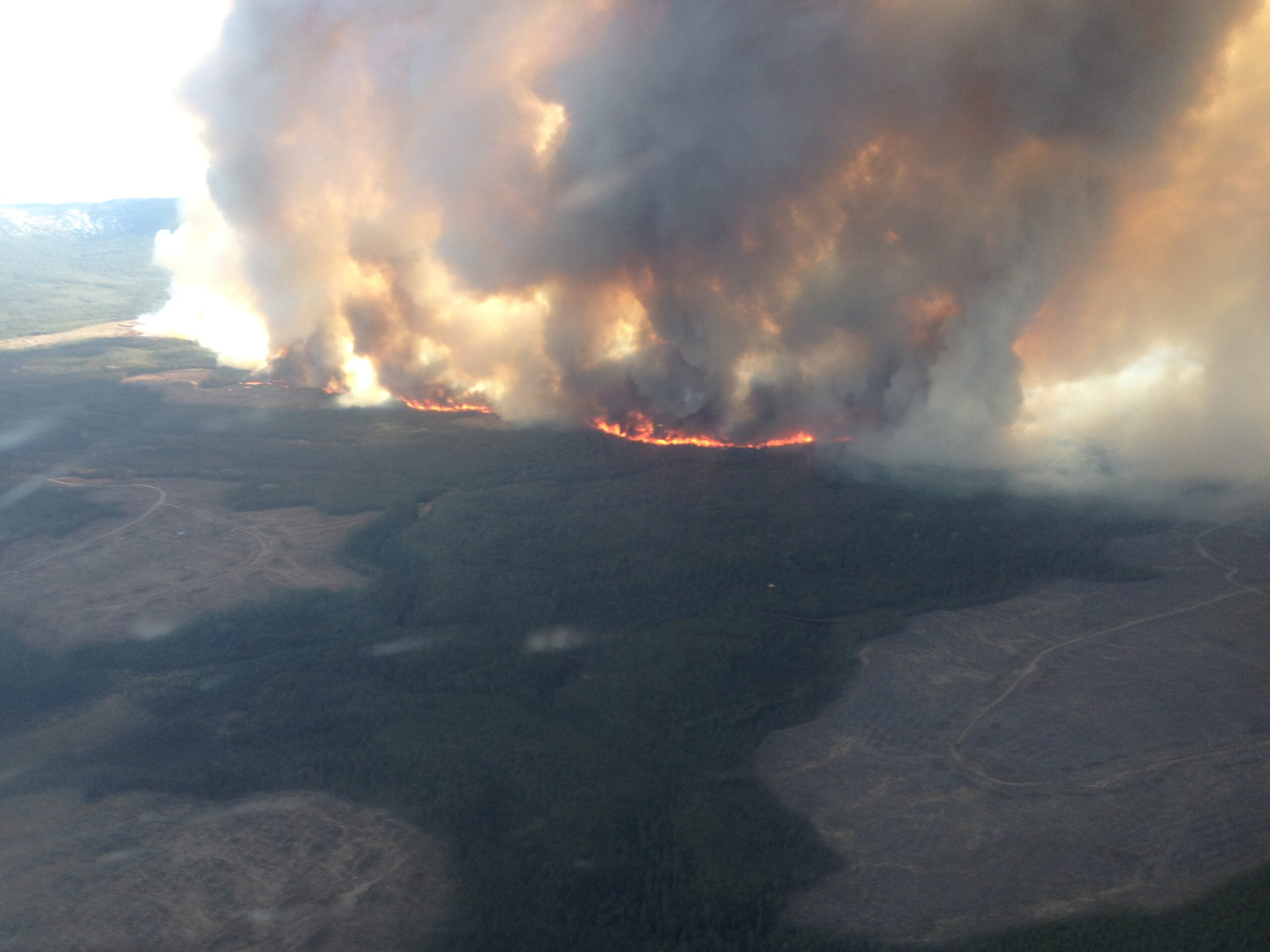 Fire restrictions in PG and Kamloops areas