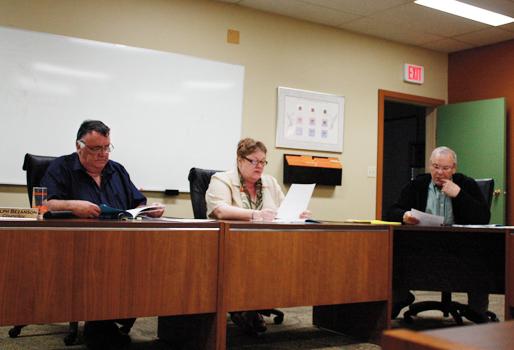 Kelley Williams CAO McBride Council
