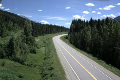 High speed a factor in fatal collision near Mt Robson