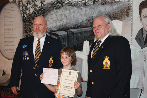 Legion contest winner goes on to Nationals