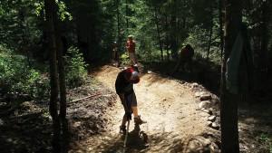 Valemount Trail Building Mountain Biking (2)