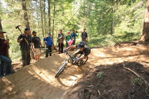 Valemount Trail Building Mountain Biking