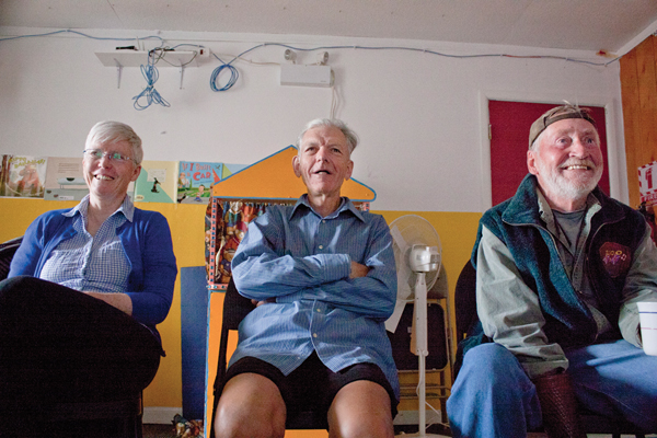 North of 50 workshops open viewfinder to seniors