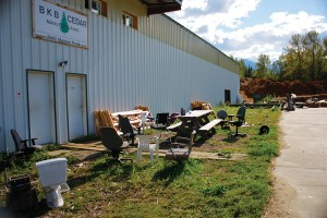 MCBride BKB Cedar logging milling (2)
