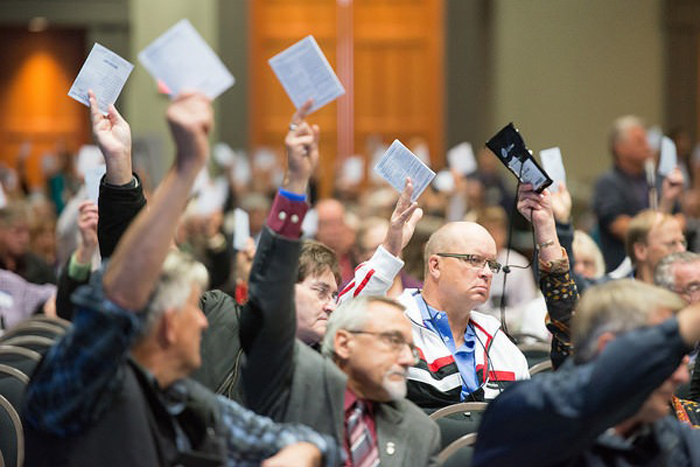 Local politicians meet at BC municipalities convention