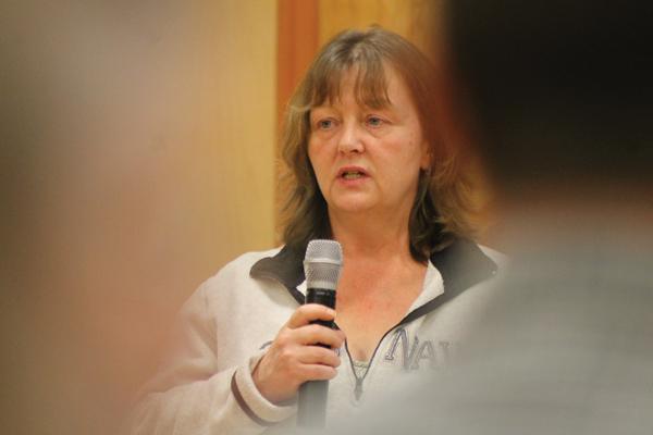 Stock photo of McBride Mayor, Loranne Martin