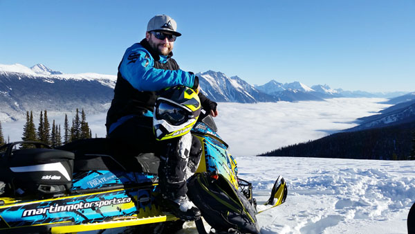 Frozen Pirate is bringing avalanche education to sledders. It's in high demand.