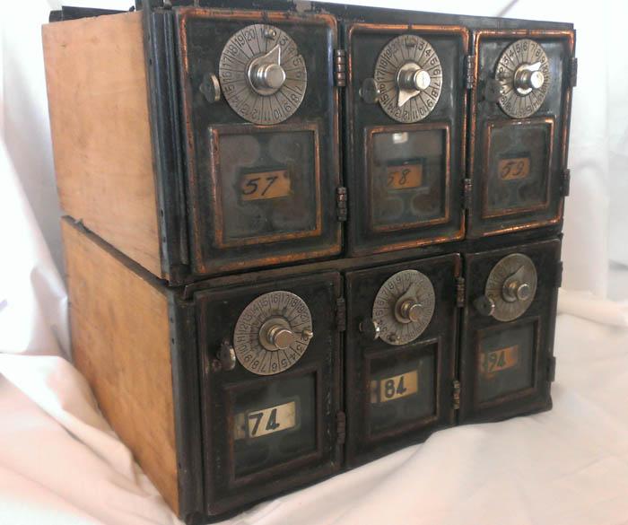 Lamming Mills postal boxes