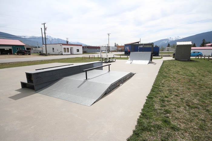 Mountain bike club approved for pump track