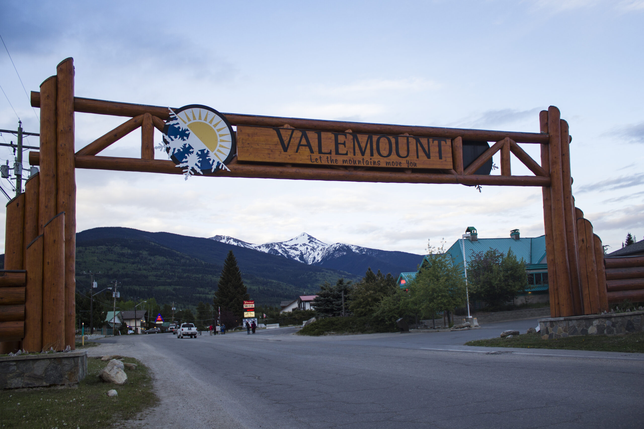 Valemount College takes shape