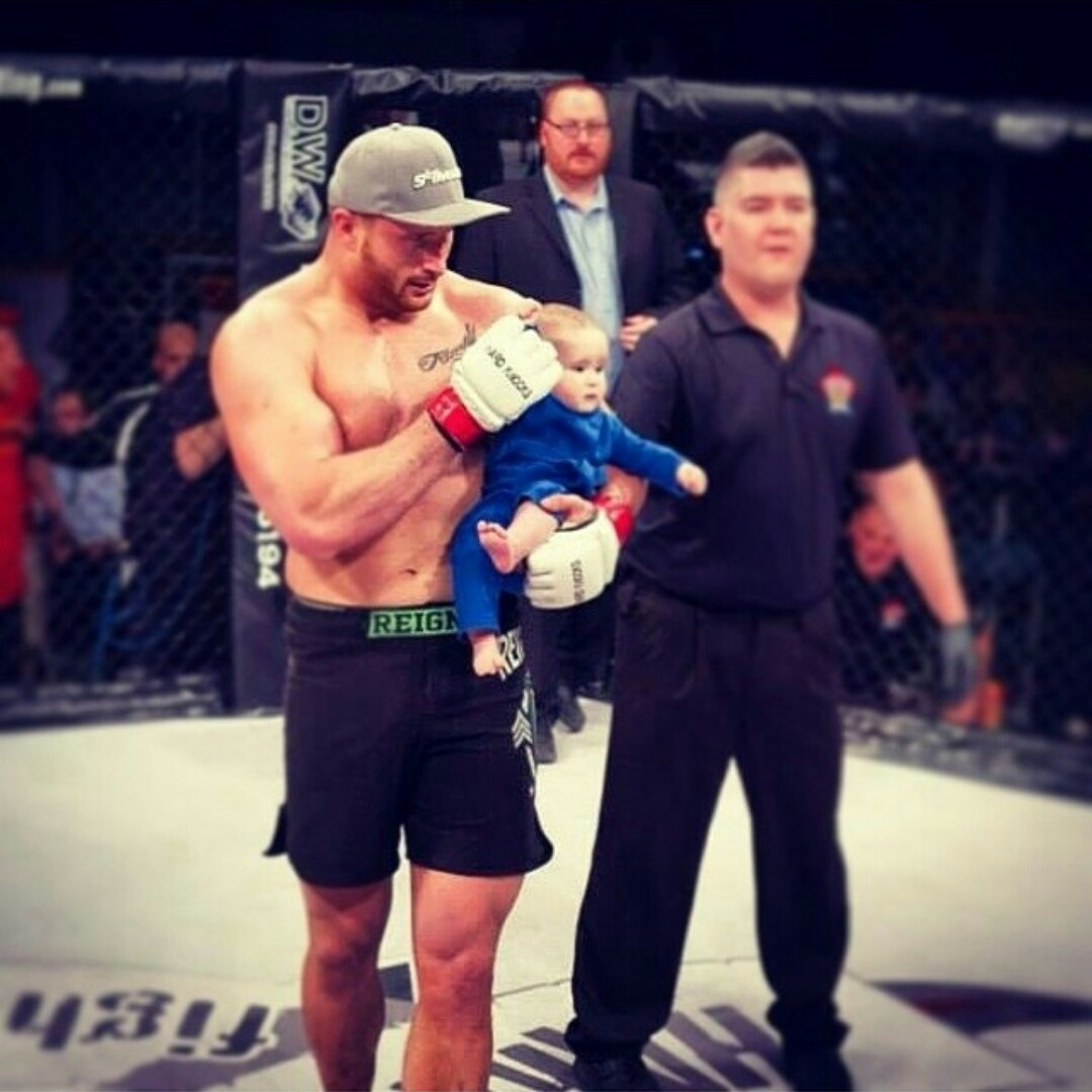 Local MMA fighter overcomes tumour to fight at Worlds
