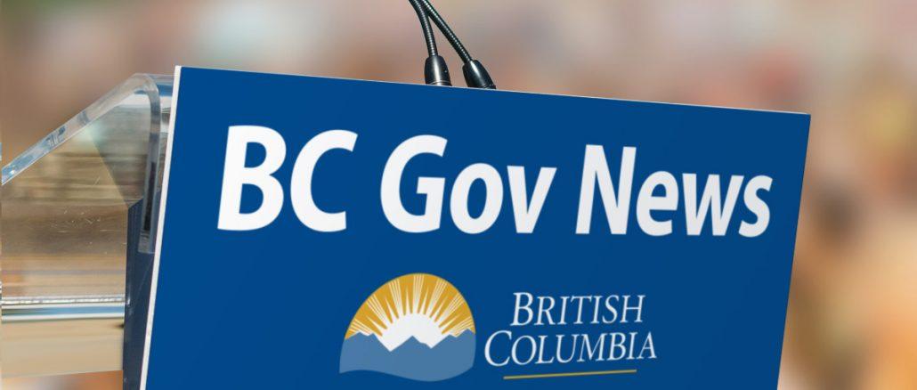Photo: B.C. Government