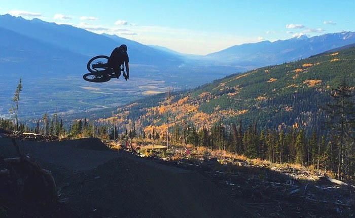 Bike Park goes downhill