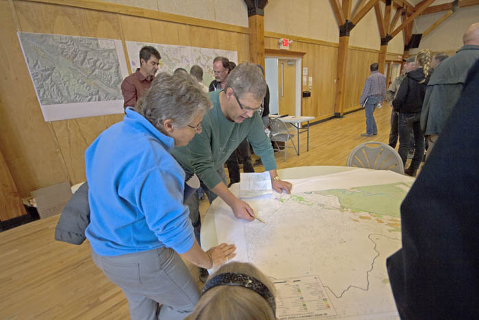 Cutting permit, patience expire for community forest