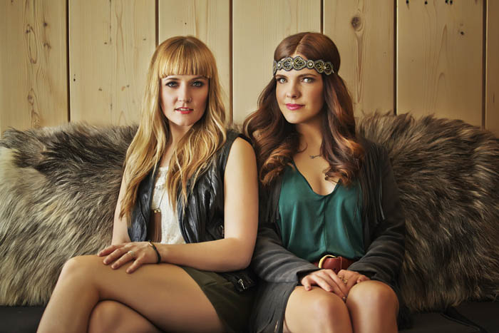 Female duo make waves in Canadian Country Music
