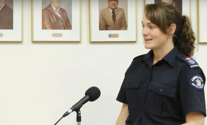 Local paramedics pilot community paramedicine
