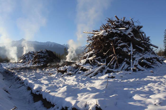 Valemount changes to Open Air Burning Bylaw