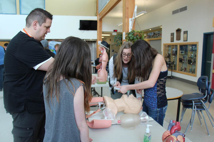 Careers in Healthcare: UNBC reaches out