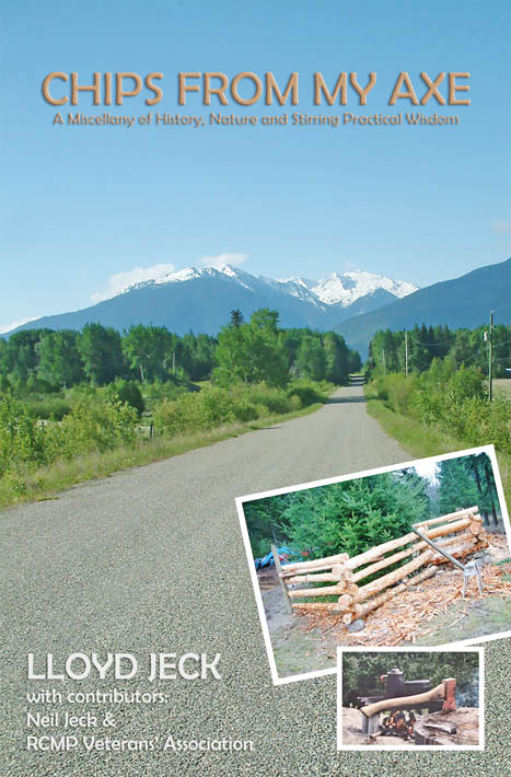 Local man publishes Robson Valley anthology