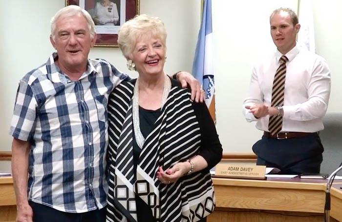 Council recognizes Bill Kruisselbrink