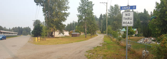 Residents petition Village to pave, better maintain dirt roads