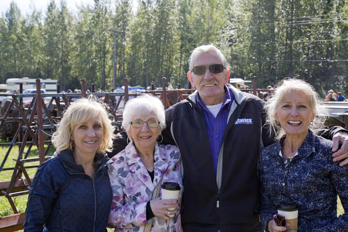 Bonneville family auction goes off without a hitch