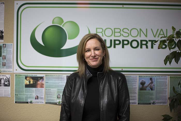 New leadership at Support Society