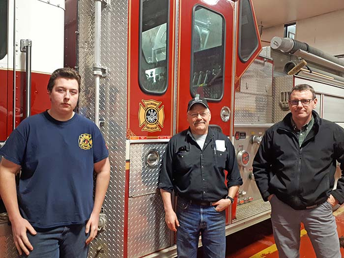 Fire Dept seeks budget to pay volunteers