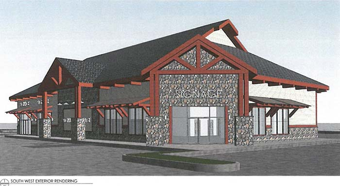 New gas station proposed on 17th