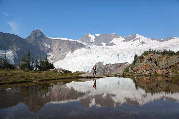 CMH's Heli-Hiking program returns: Fitter, Stronger, Happier