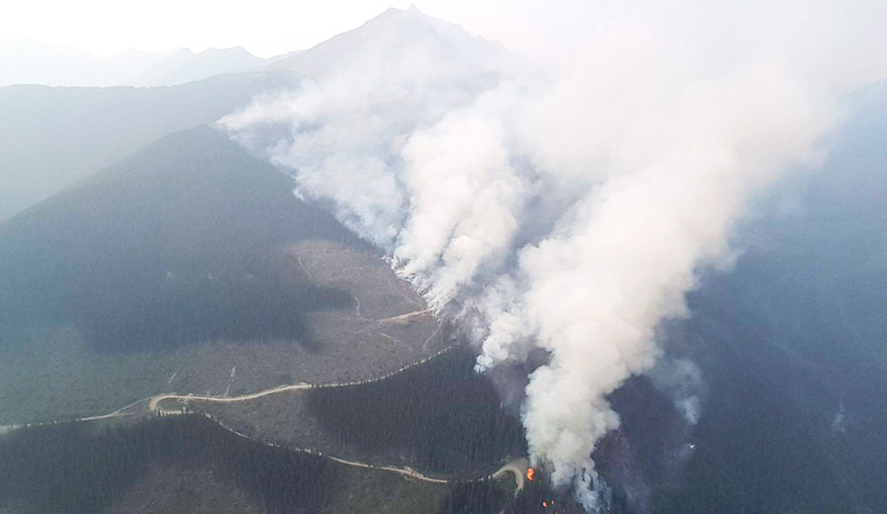 New B.C. fire ban covers all Crown and private land