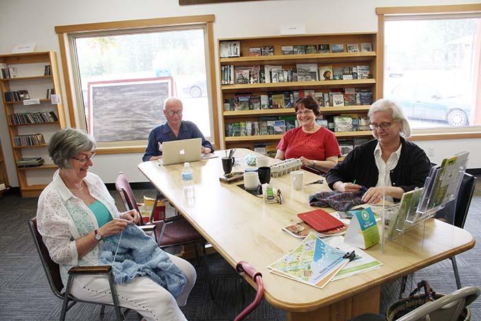 McBride Library: Floor to ceiling fun