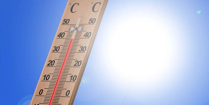 Blue River logs record-breaking temperatures